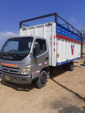 Vendo camión Foton de 5 toneladas