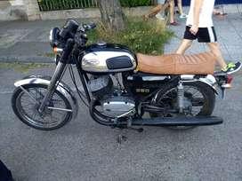 JAWA 350cc 634 1977