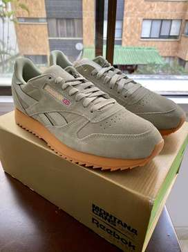 Zapatos Reebok CLASSIC LEATHER Montana CansCANS
