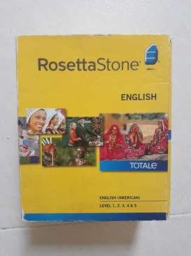 Vendo Curso de Ingles