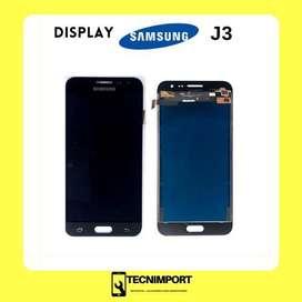 Pantalla Display Samsung J3 Nuevo