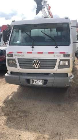Se vende Camion Canasta para Iluminación