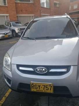 Kia new Sportage 2012