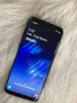 Vendo samsung S8 plus 10/10 5 meses de uso