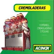Máquina Cremoladera Cofrimell