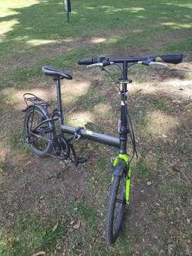 Biccicleta Plegable Copenhagen GW
