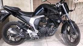 Moto yamaha Fz full inyection