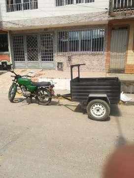 Moto cargero
