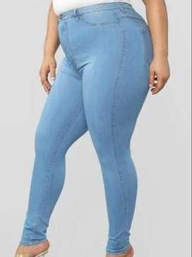 Jeans talles especiales variedad de modelos. Desde talla 50 al 64