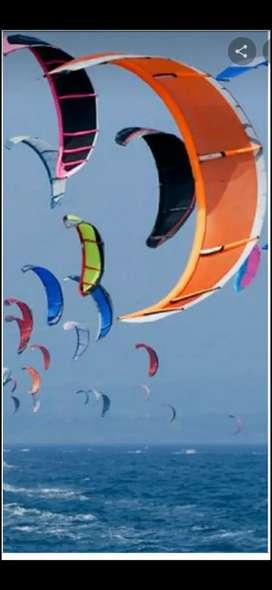 Kite surf... / USADOS... Elementos, cometa etc
