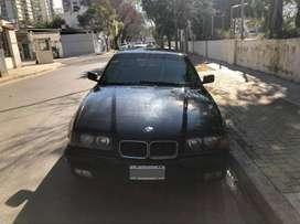 bmw 325 is, e36 1995