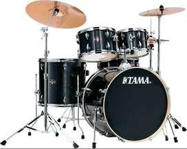 Bateria Tama IE52KH6W-HBK Music Box Colombia /Bases-Silla   5Pz
