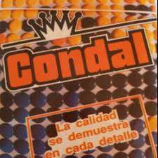 Broches plásticos Condal