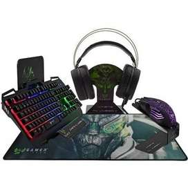 COMBO ULTRA GAMER TECH Referencia: 299