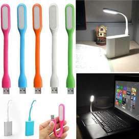 LUZ LED LÁMPARA LINTERNA FLEXIBLE USB