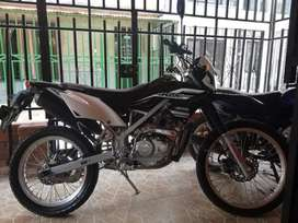 Moto klx 150