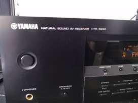 Sintoamplificador Yamaha
