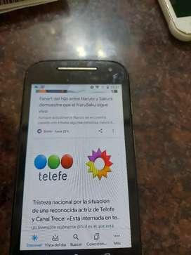 Motorola e solo el celular