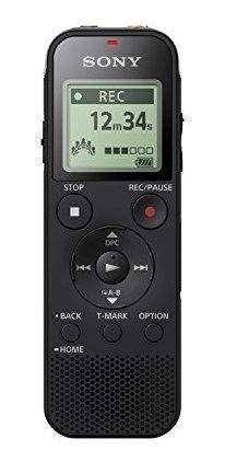 Grabadora De Voz Digital Estereo Sony Icd-px470 Con Grabador