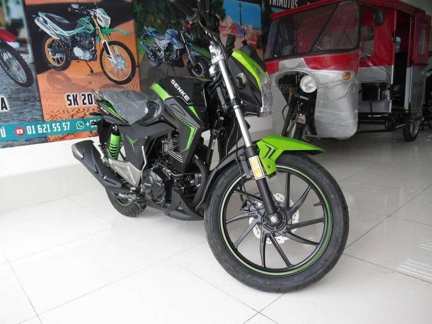 MOTO SENKE SK150-X 2019 0