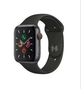 Reloj Apple Watch Series 5 (44mm Negro)