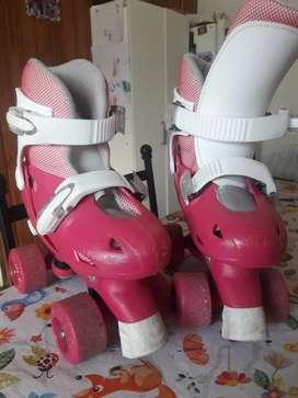Vendo patines extensibles