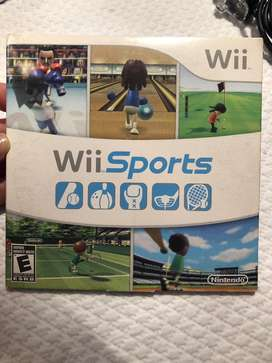 Juego de Wii Orginal: Wii Sports