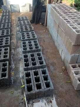 Ladrillos block de hormigón