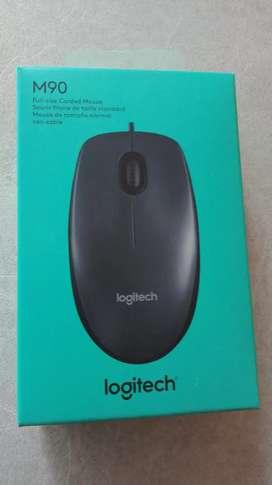 Mouse Logitech Nuevo