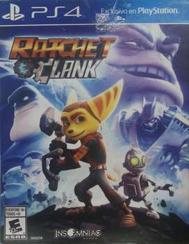 Rachet clank