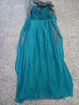 Vendo vestido de gala
