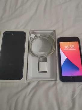 Iphone 7 plus libre caja accesorios originales