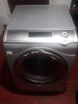 Lavadora secadora haced buen estado