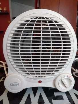 Calefactor Kalley eléctrico