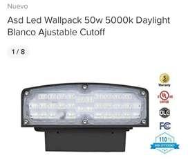 REFLETOR LED WALLPACK 50W