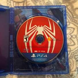 Juego Spider-man,