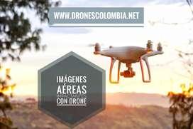 Servicio de Video y Fotografía con Drone, Bogota Colombia Alquiler y filmación aerea