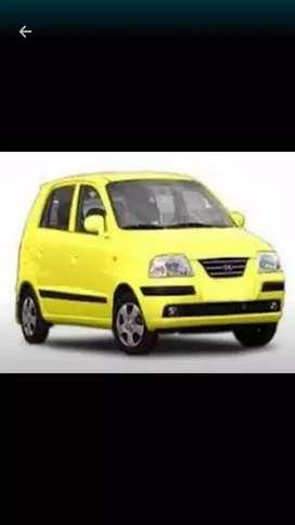 Se requiere conductor para taxi Atos a gasolina