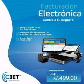 sistema de facturación electrónica punto de venta