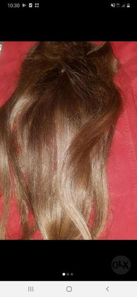 Vendo Extensiones de Cabello Natural