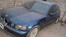 VENDO O PERMUTO BMW 316 TI 2001