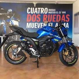 Gran Oportunidad Moto Gixxer CC154