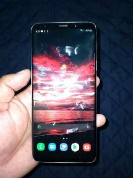Samsung S9 plus con todos los accesorios (DETALLE)