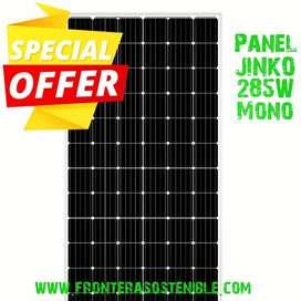 Panel Jinko Solar 285w Mono