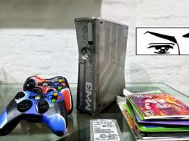 Xbox 360 edición limitada Call of Duty