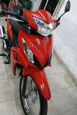 Honda wawe en muy buen estado