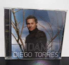 CD DIEGO TORRES ANDANDO ORIGINAL.