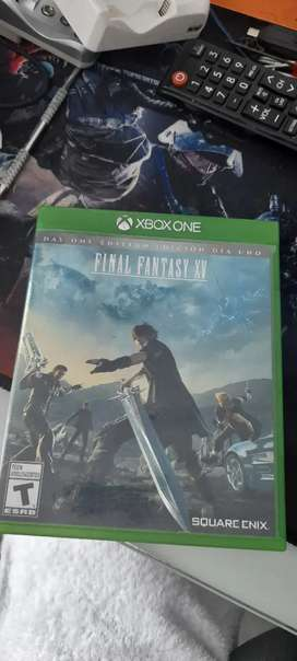 Juego xbox one final fantasy xv