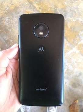 Motorola E4 como nuevo entrego con cargador