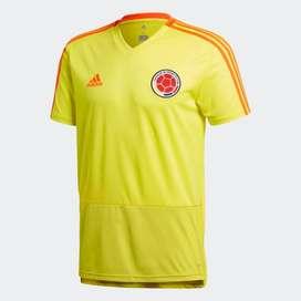 Promoción Camiseta adidas Selección Colombia Entrenamiento Original